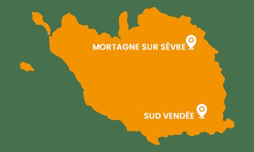 APYSA entreprise adaptée en Vendée - Conditionnement et packaging Carte Vendée