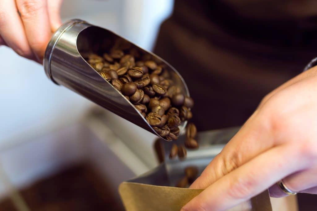 Mise en sachet APYSA café