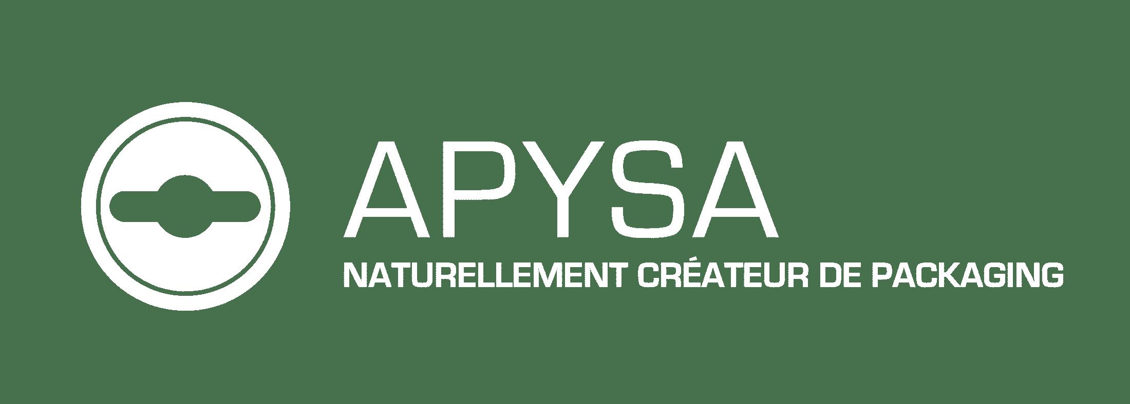 Logo APYSA blanc